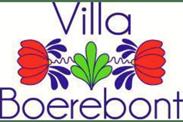 Villa boerenbont