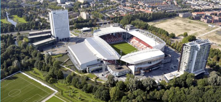 Locatie Nolost Stadion