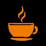 contact koffie vierkant